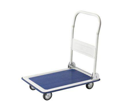 Carro plataforma plegable acero 150 Kg Carrivan