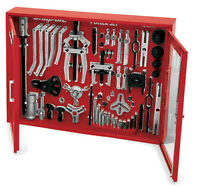 Snap on CJ2000 puller set with cabinet