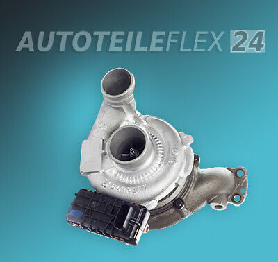 Turbolader Original für Mercedes GLK 350 CDI 4matic , 165KW , 170KW