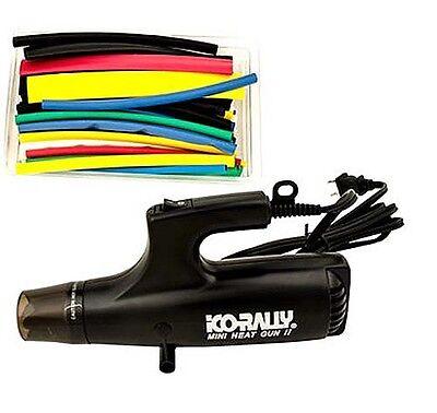 Ico Rally Mini Heat Gun And Tubing Kit  20z003
