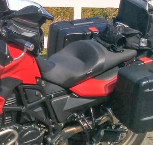Comfort Seat for BMW F650GS, F700GS and F800GS Twins