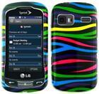 LG Xpression Case Zebra
