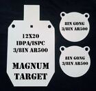 Gongs/Steel Targets Targets without Custom Bundle