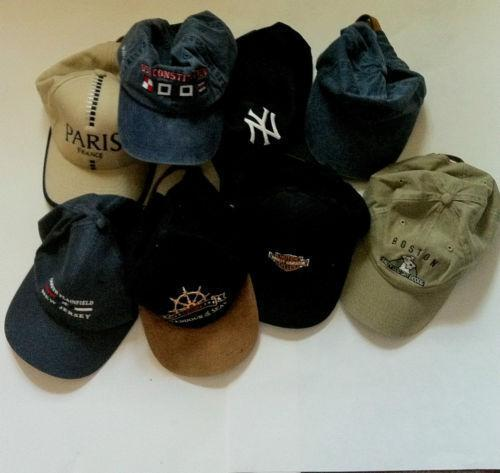 tc baseball hat cap lot