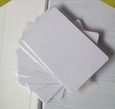 Proximity Access Card White Thin RFID 125KHz Writable T5577  Buy 1 2 3 4 or 5 1 Proximity Card