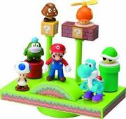 Super Mario World Figures