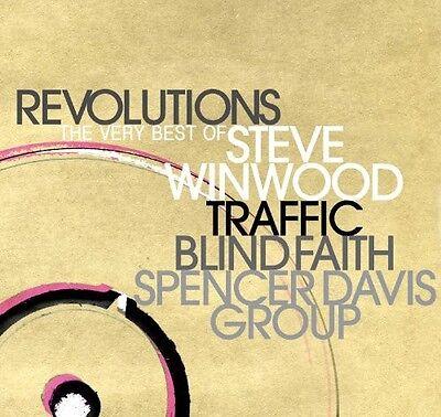 Steve Winwood - Revolutions: The Very Best of Steve Winwood [New CD] UK - (Best Of Steve Winwood)
