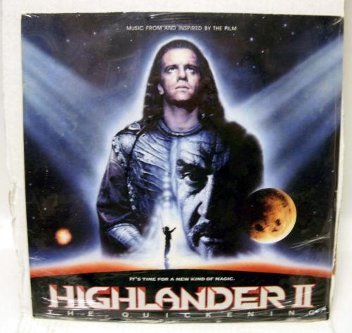 Queen Highlander Soundtrack: Highlander Soundtrack: CDs