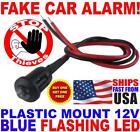 Flashing LED Car Alarm