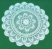 White Lace Doilies