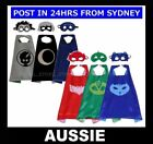 PJ Masks Costume Capes