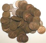 1967 Half Penny