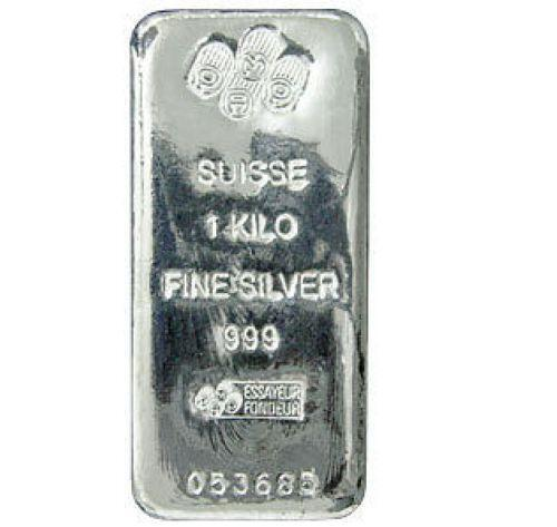 1 Oz Pamp Silver Bar Ebay