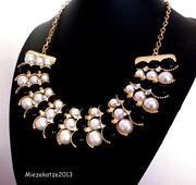 Perlenkette Schwarz