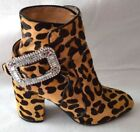 Ankle Boots Boho Chunky for Women