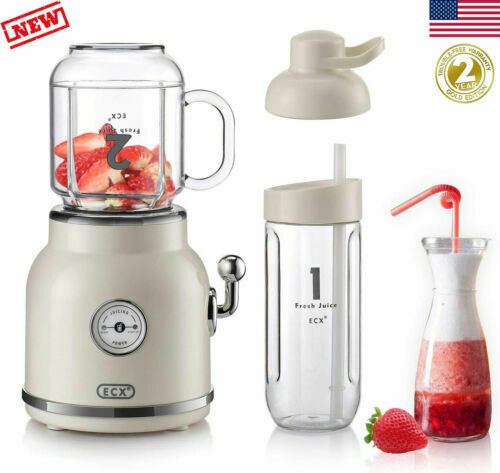 3 Speed 300W Electric Juicer Wide Mouth Extractor Juice Mach
