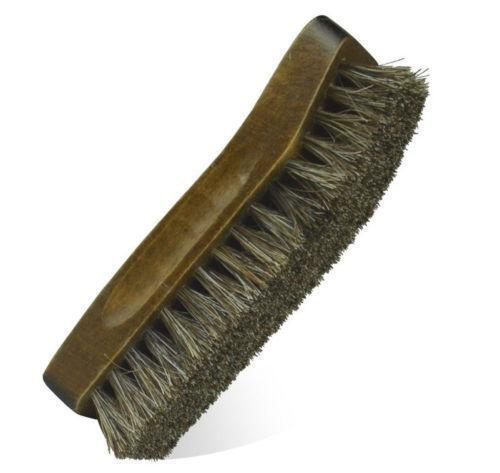 Horse hair brush clothing shoes accessories ebay - Natural horse hair interior upholstery brush ...