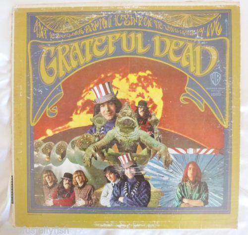 Grateful Dead Album Ebay