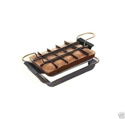 Brownie Pan Bakeware Ebay