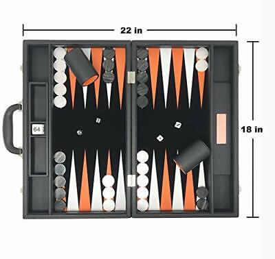 Backgammon Set-Premium Large 18