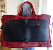 Vintage Carry on Bag