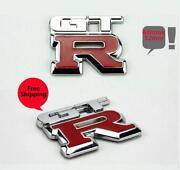 GTR Badge