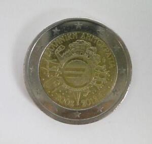 2 Euro Coins 2017