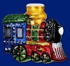 Lighted Christmas Train