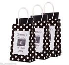 Black and White Gift Bags
