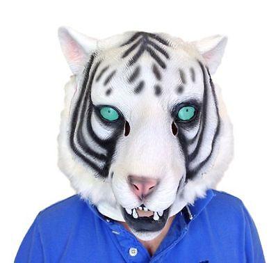 Loftus Novelty Deluxe Tiger Animal Mask Halloween Cosplay