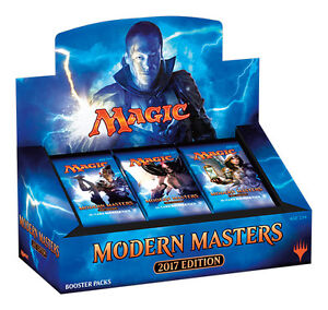 Magic The Gathering - Modern Masters 2017 Booster Box