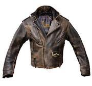 Ramones Leather Jacket