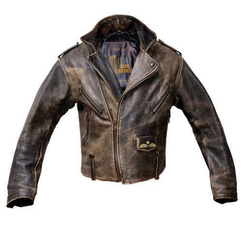 Find great deals on eBay for Ramones Leather Jacket in Men's Coats And Jackets. Shop with confidence. Find great deals on eBay for Ramones Leather Jacket in Men's Coats And Jackets. Ramones/Fonz Style. $ Buy It Now. The real deal! All pockets, sleeves, and closures have heavy duty zippers that glide strong and easy. The leather is in.