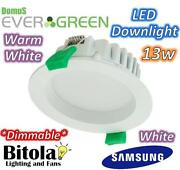 13W LED Downlight