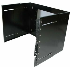 "19"" Inch 8U Extendable Wall Mount Server Rack Bracket...NEW....."