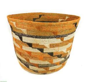 Large African Basket