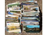 Huge Job Lot of Over 630 Postcards ALL IN COLOR MANY SCOTTISH & LAKE DISTRICT VIEWS