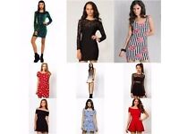 WHOLESALE JOBLOT Designer Clothing MOTEL ROCKS x 100 Brand New with Tags