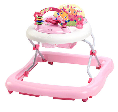 Bright Starts Walk-A-Bout Baby Walker Juneberry Delight / 2