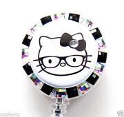 Hello Kitty Badge Holder