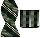 Tuxedo Bow Tie Black