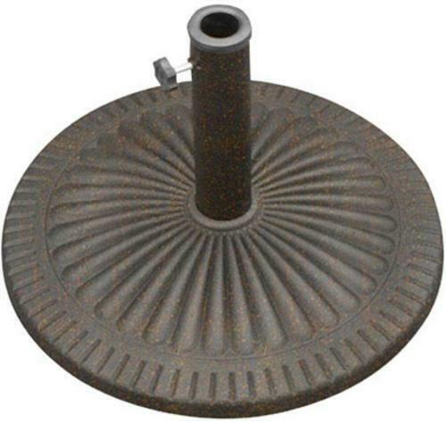 Bond Veranda Umbrella Base Bronze 60480A