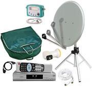 Camping Satellite Dish