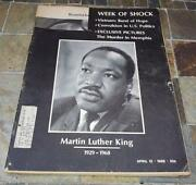 Life Magazine Martin Luther King