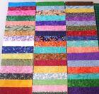 "Charm (5"") Lot 100% Cotton Craft Fabrics"