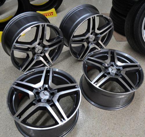 Cls 550 Rims Wheels Tires Amp Parts Ebay