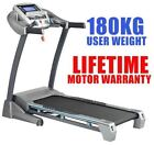 Electrically Powered Treadmills