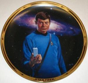 Star Trek Collectible Plates  sc 1 st  eBay & Star Trek Plates | eBay