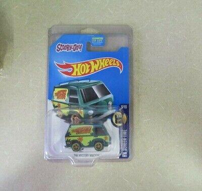 Mystery Machine 2017 Hot Wheels HW Screen Time Super Treasure Hunt 6/10 Scooby