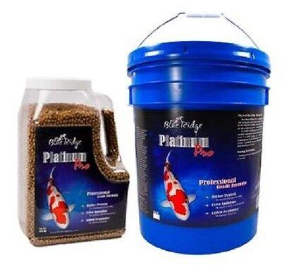 Blue Ridge Home Fish Hatchery Platinum Pro Koi Food - Pro...